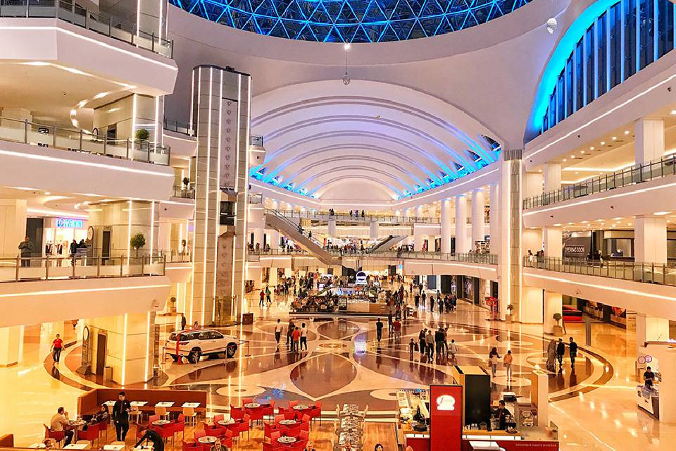 SULAYMANIYAH FAMILY MALL, Iraq Nov.-Dec. 2016