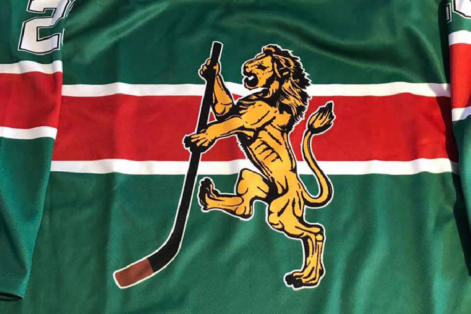The Kenya Lions want to play ice hockey in the winter olympics