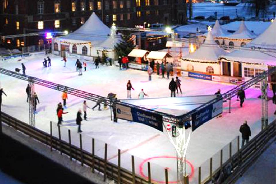 Mobile ice rinks Q and A