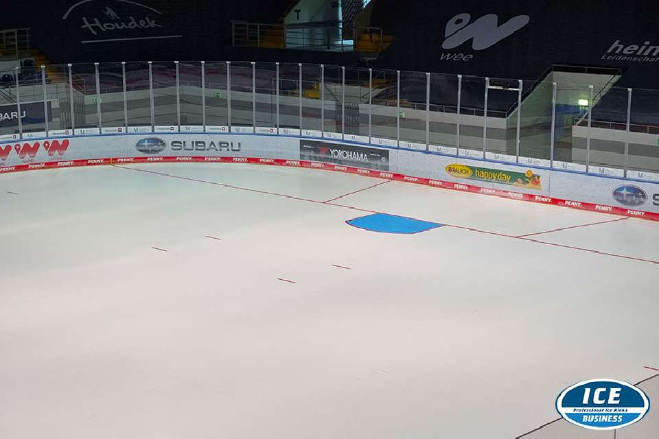 New guidelines for marking on ice surfaces