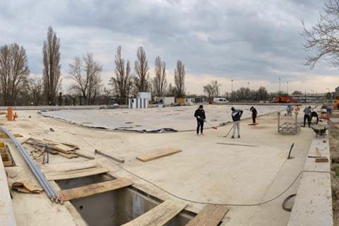 Neues Projekt in Budapest läuft weiter